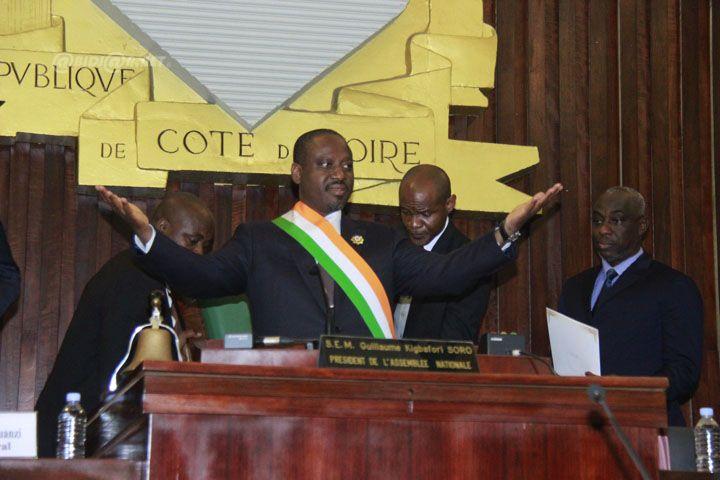 En Côte-d'Ivoire le groupe parlementaire PDCI déplore « une démission par contrainte » de Soro