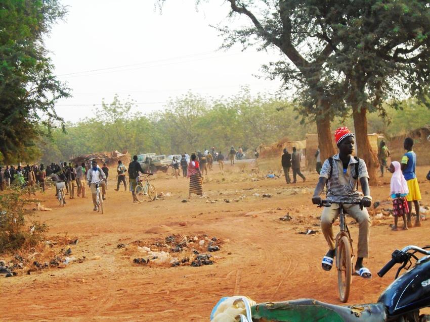 Burkina : Attaque terroriste à Kongoussi