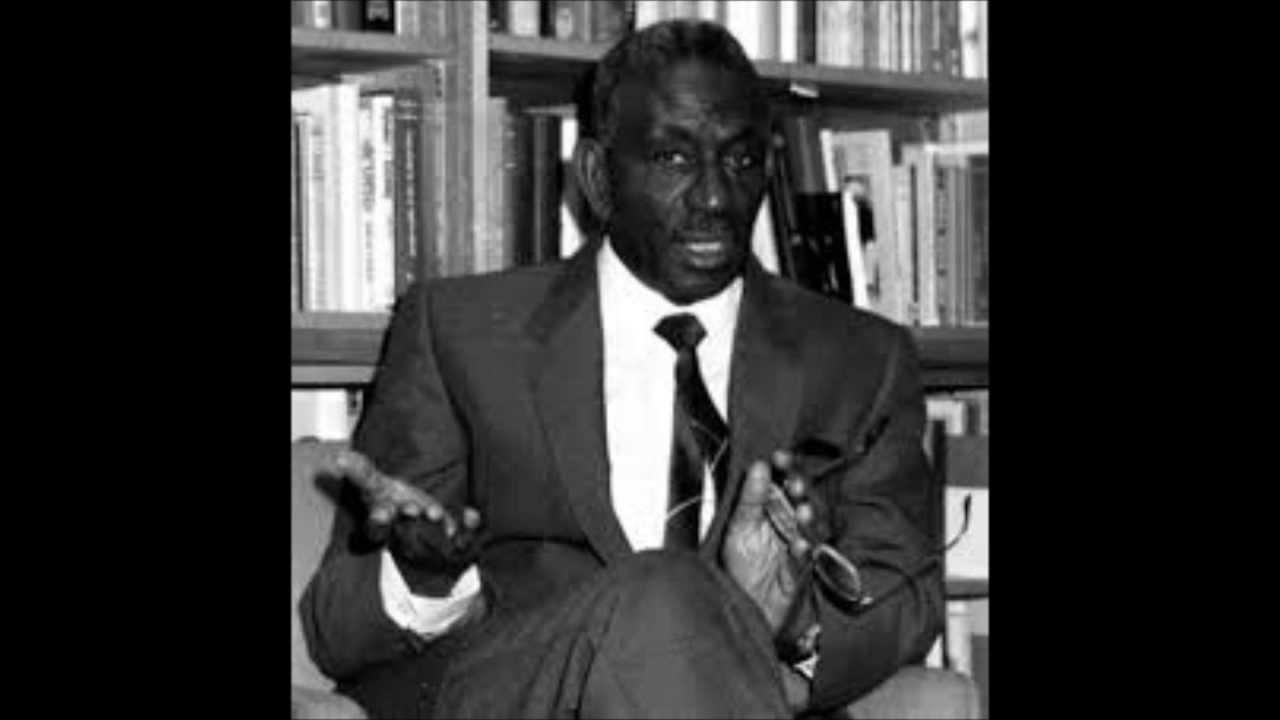 Le testament de Cheikh Anta Diop