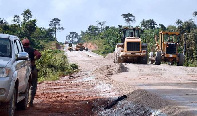 Le mauvais état des routes fait perdre 1,5 milliard d'euros par an à la Côte d'Ivoire