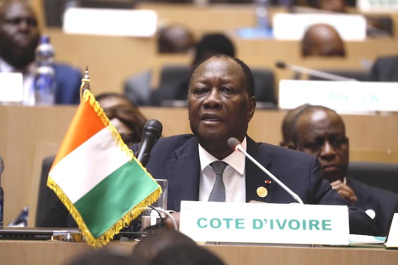 Le Chef de l'Etat a présenté son Rapport sur l'Agenda 2063 de l'Union Africaine, à Addis Abeba