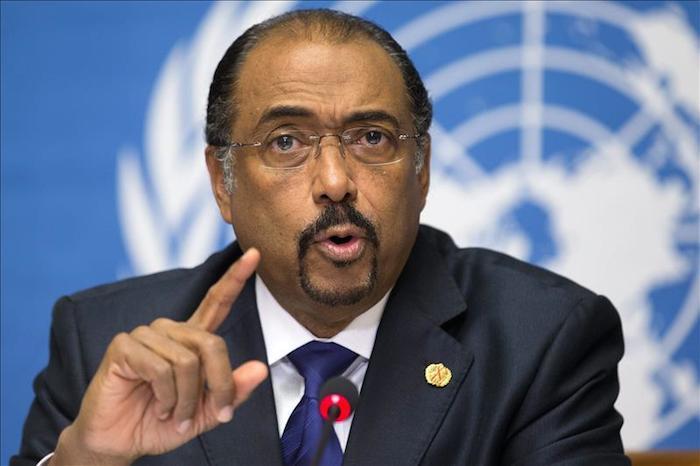 Onusida  : Michel Sidibé s'en va.....