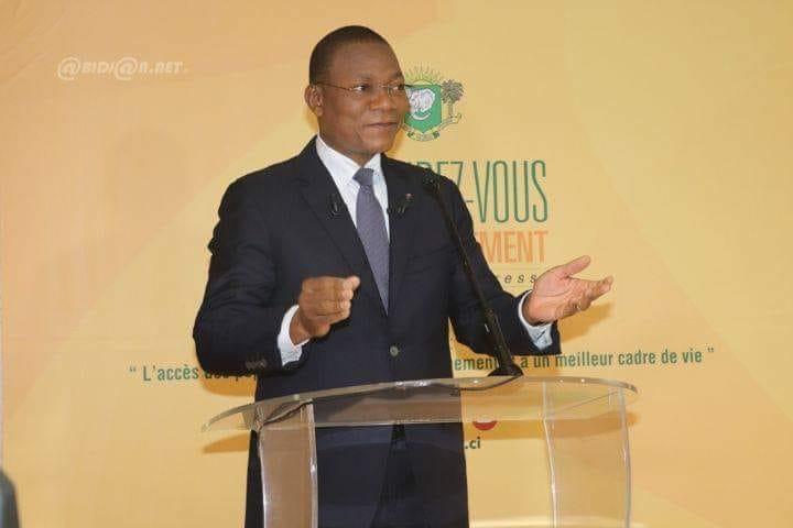 Côte d'Ivoire - Demande de l'Arrêté de Concession Définitive (ACD) :  Bruno Koné conseille aux demandeurs d'aller jusqu'au bout du processus