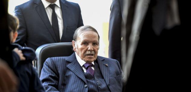 Démission annoncée de Bouteflika : Le vieux Moudjahid rend les armes
