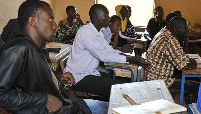 École malienne : Le spectre d'une année blanche