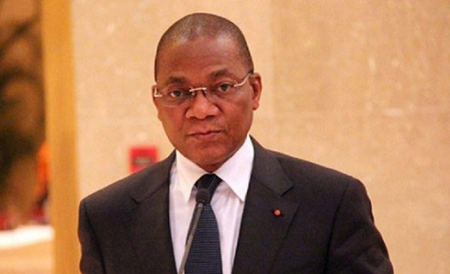 Boundiali (Nord de la Côte d'Ivoire) : Bruno Koné assiste à l'investiture du maire