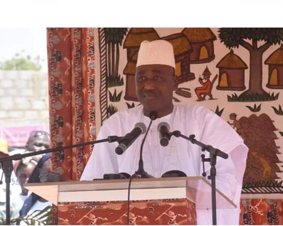 Amadou Gon Coulibaly depuis Boundiali : « Ceux qui rêvent de duel, qu'ils patientent..... »