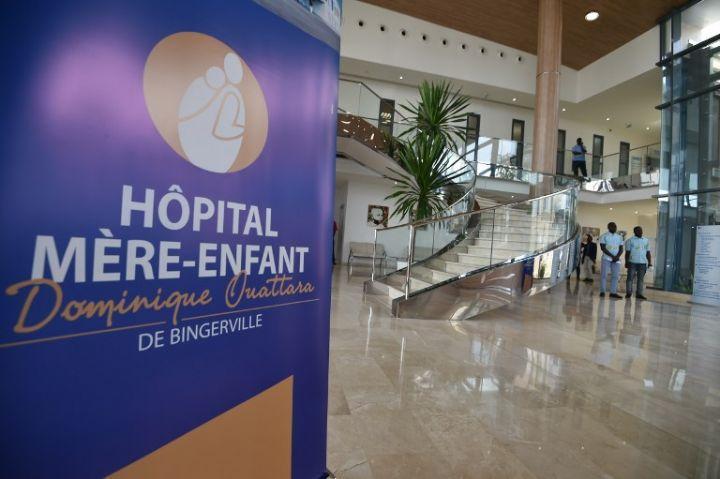 Hôpital mère-enfant de Bingerville : un an de soins de qualité au bénéfice de la population