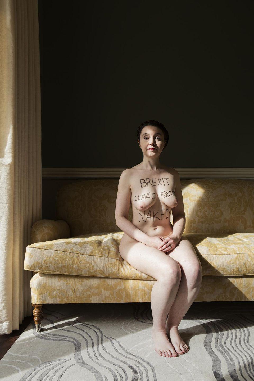Victoria Bateman, à poil à gratter