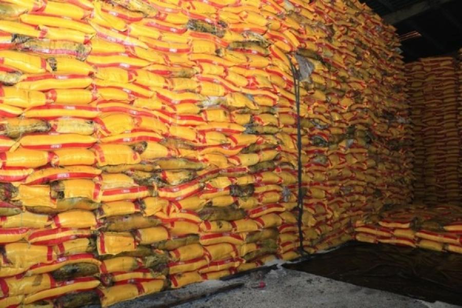 Enfin ! Le gouvernement ivoirien reconnait que le riz ...... est avarié