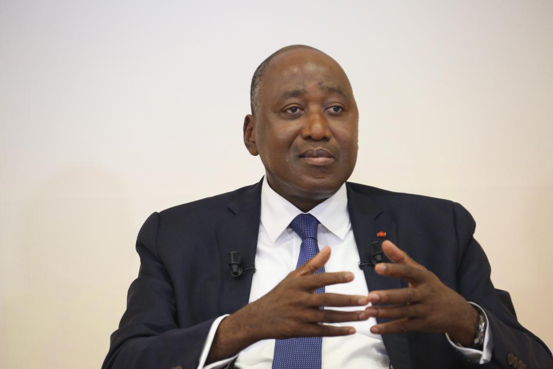 Le premier ministre ivoirien, Amadou Gon Coulibaly, à Washington pour les réunions de printemps de la Banque Mondiale et du FMI