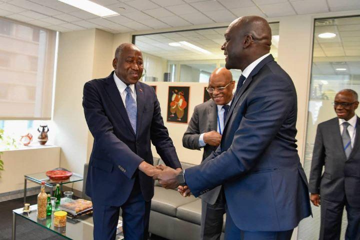 Réunions de printemps de la Banque mondiale et du FMI : la Côte d'Ivoire et les institutions de Bretton Woods discutent du renforcement de leur coopération