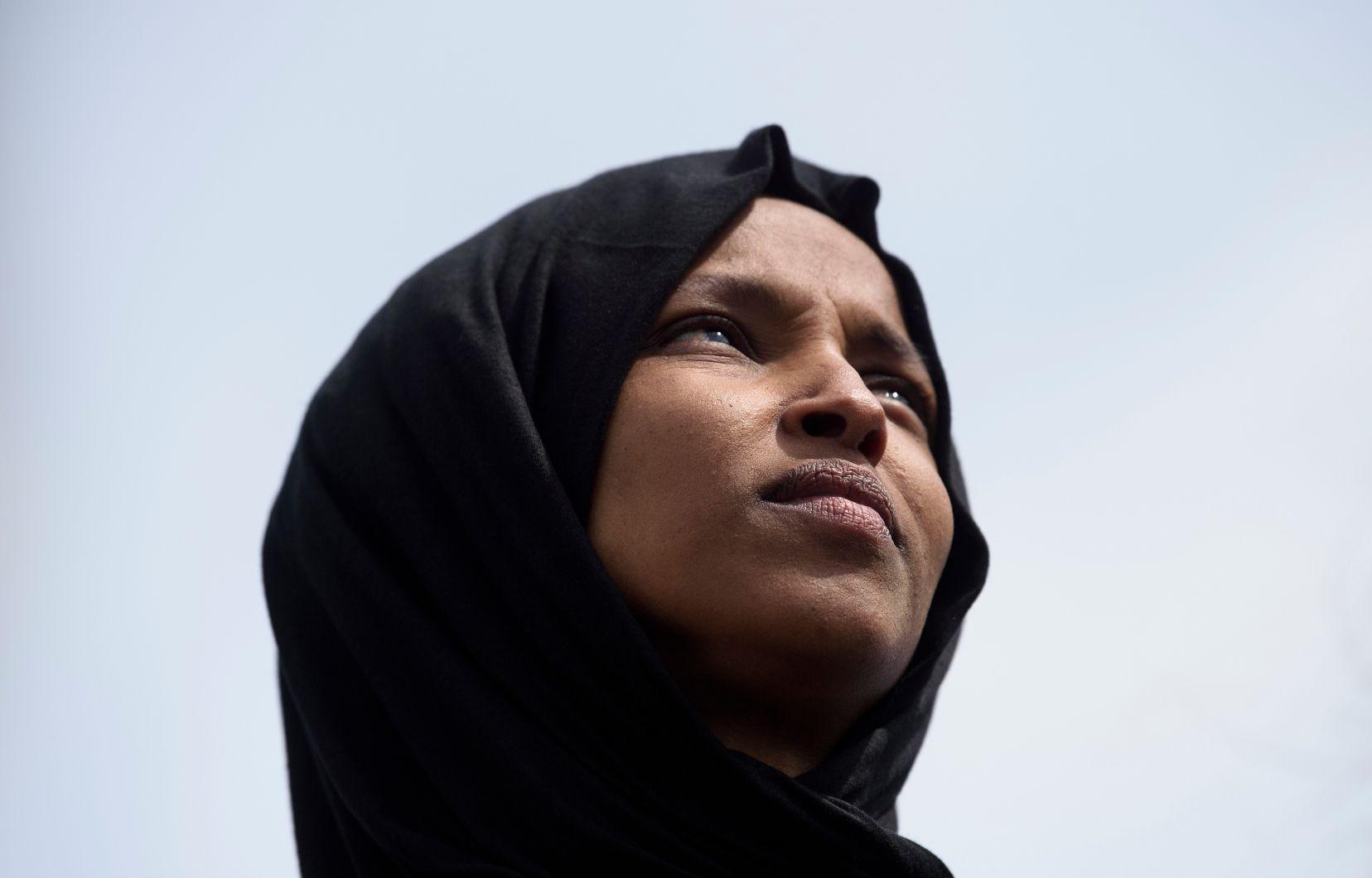 Vague de soutien aux États-Unis pour Ilhan Omar