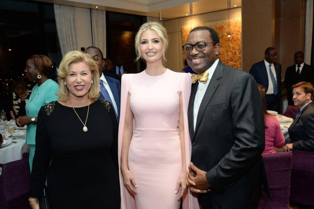 Côte d'Ivoire - USA : Ivanka Trump séduite par l'action de Dominique Ouattara en faveur de l'autonomisation des femmes