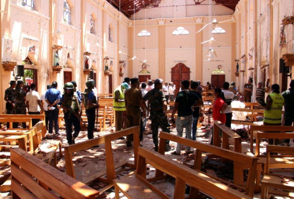 Sri Lanka : un mouvement islamiste local serait à l'origine des attentats