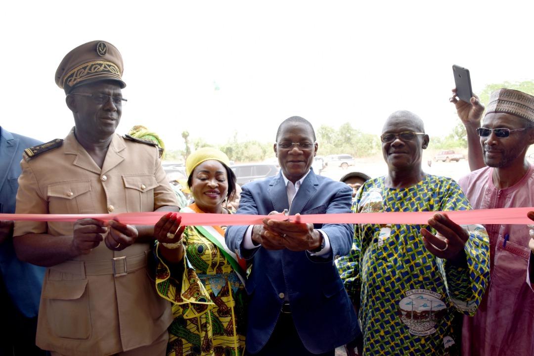 Côte d'Ivoire : Bruno Koné salue l'action des mutuelles de développement de la Bagoué