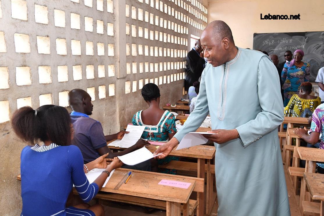 Education : « l'investissement le plus important pour l'avenir d'un pays », selon le premier ministre Amadou Gon Coulibaly