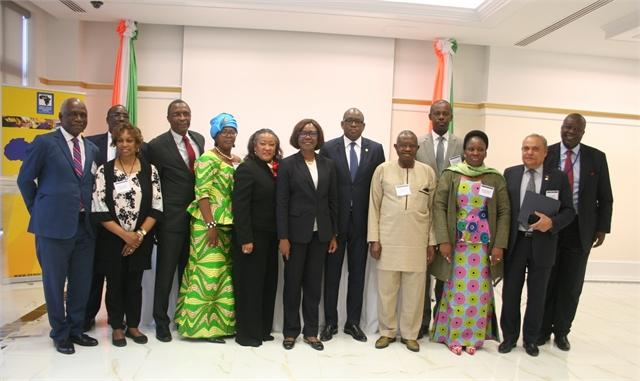 5è Conférence de la Société Civile AGOA à Washington, DC : La Ministre Nialé Kaba, appelle à une forte implication de la Société Civile AGOA à l'oeuvre  de consolidation des économies des pays bénéficiaires de l'AGOA