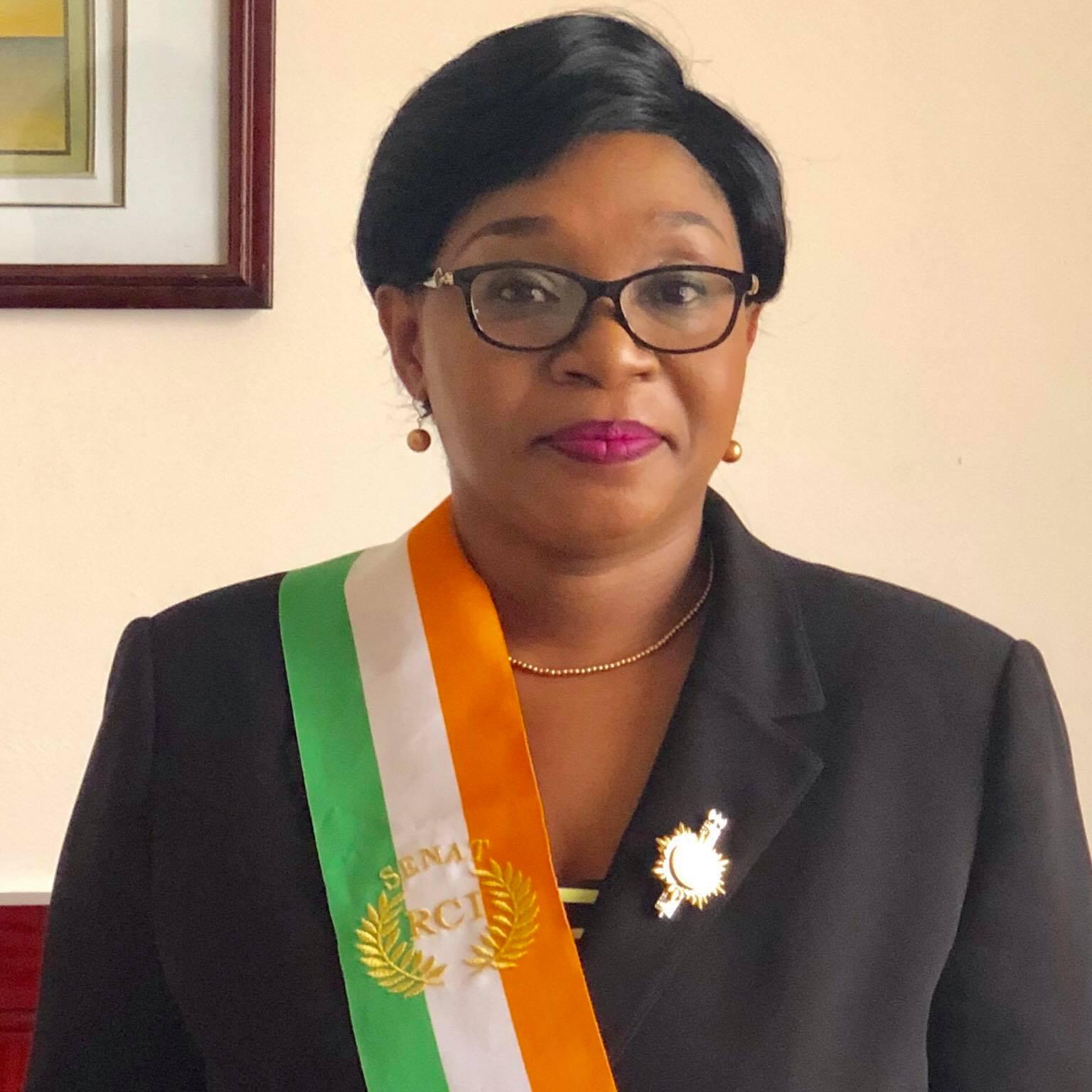 Makani Diaby (Sénatrice) «Ma réflexion sur la diaspora ivorienne»