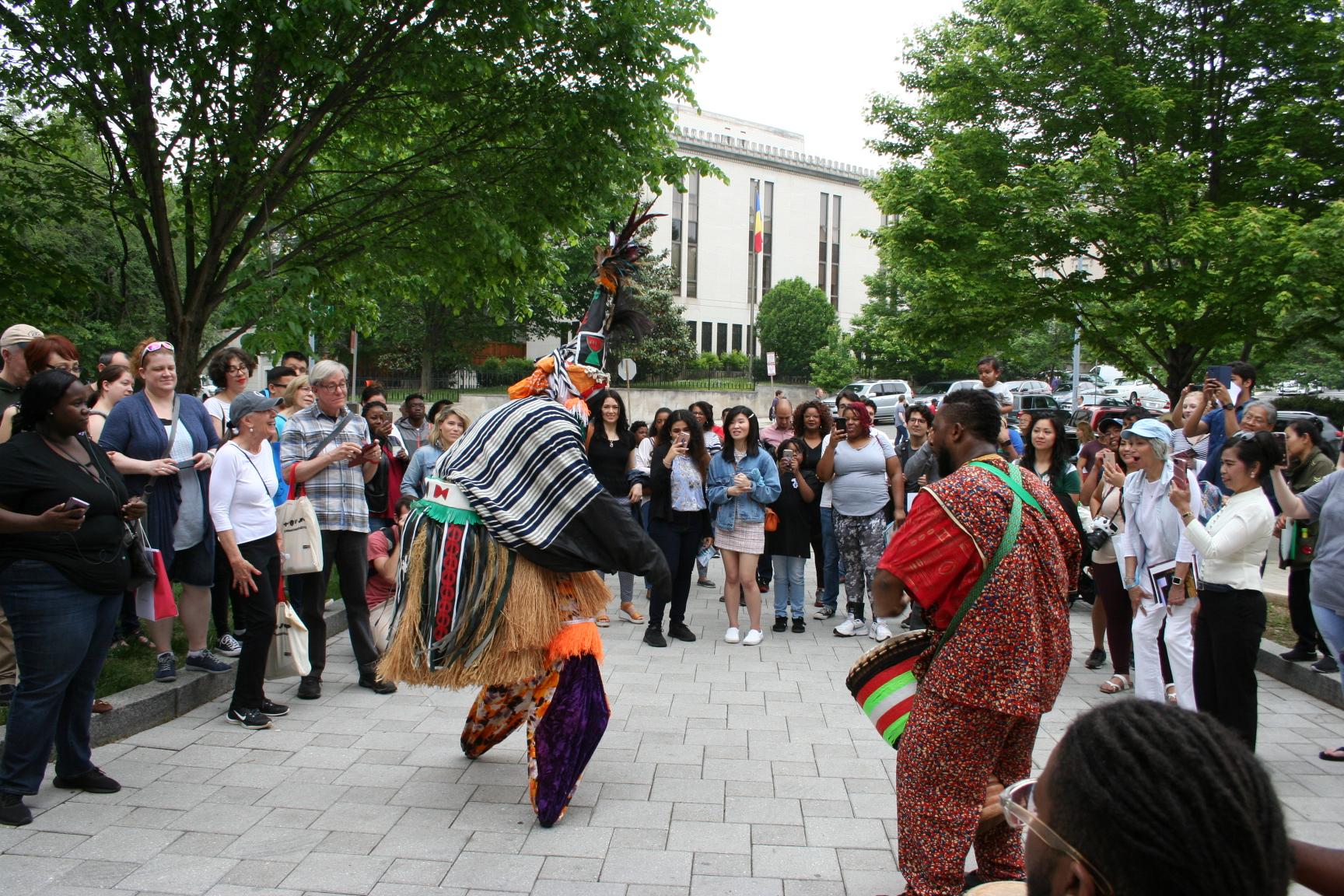 La Côte d'Ivoire fait sensation au « Cultural Tourism » à Washington, DC
