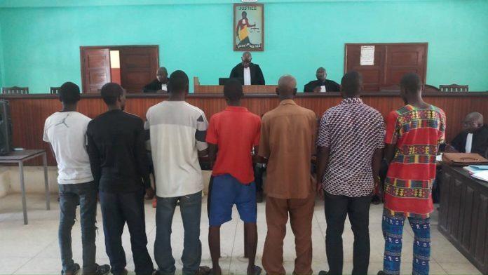Libération des 7 opposants à un 3è mandat: c'est une victoire, réagit le FNDC