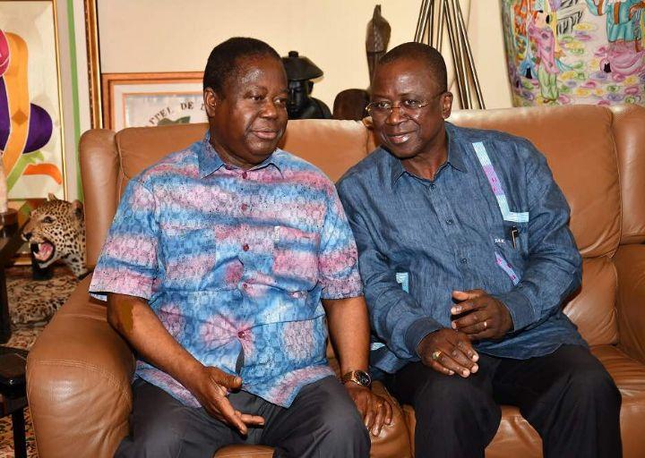 Adhésion de Jeannot Kouadio-Ahoussou : Bédié perd un soutien de taille