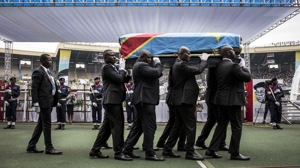 Funérailles d'Etienne Tshisekedi : 4 Présidents au Stade des Martyrs