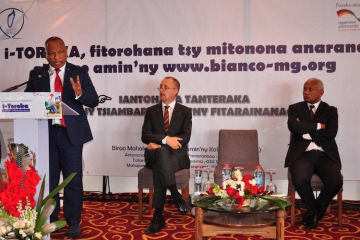 Madagascar: La plateforme de dénonciation de la corruption en ligne est lancée