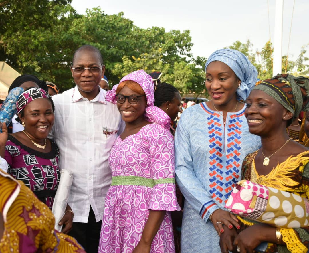 Côte d'Ivoire- Autonomisation des femmes de la Bagoué: Bruno Koné annonce l'augmentation du fonds d'aide aux femmes de la région