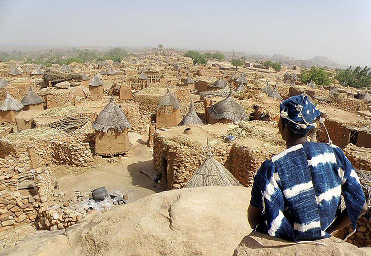 Au Mali, un village dogon « quasiment rasé » par des hommes armés