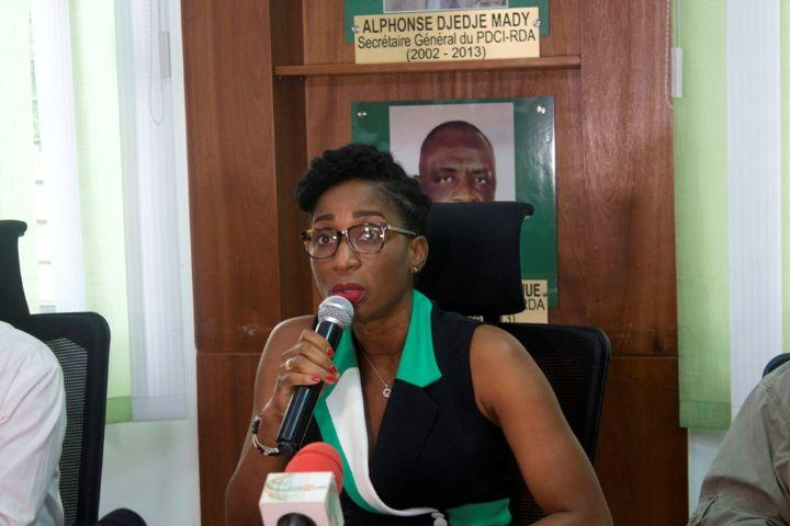 Liberté de Presse:  DjénébouZongo (Dircom -Pdci ) donne sa version des faits