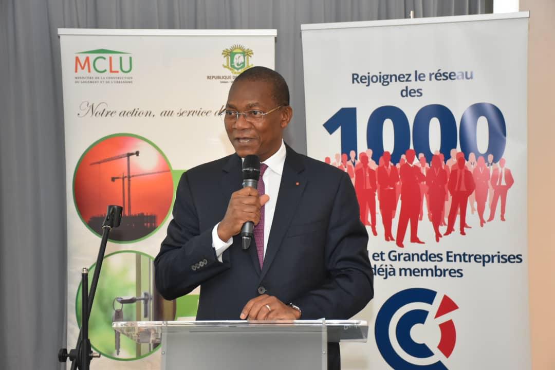Foncier et construction : le ministre Bruno Nabagné Koné sensibilise sur l'importance de l'ACD
