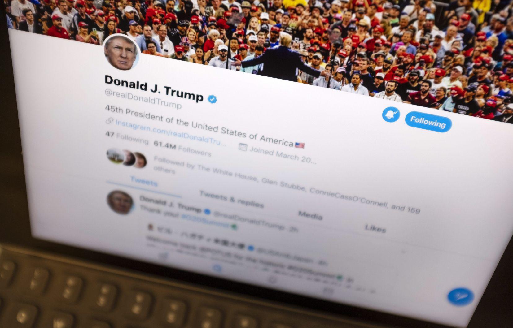 Trump ne peut bloquer ses opposants sur Twitter