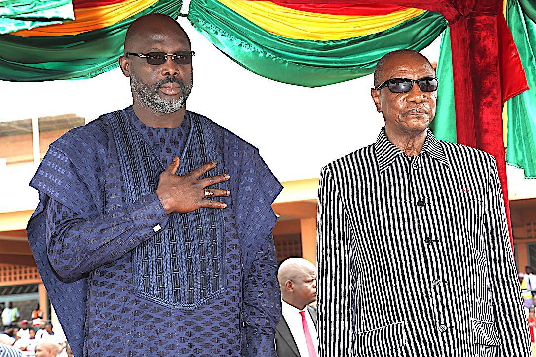 Coopération bilatérale  Le Président du Libéria est à Conakry