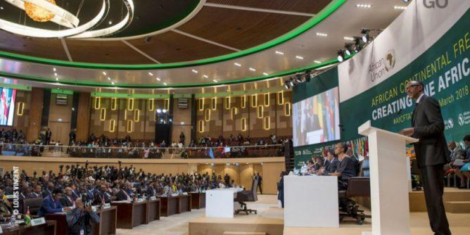 Zone de libre échange continental (Zlecaf): Une farce africaine ?