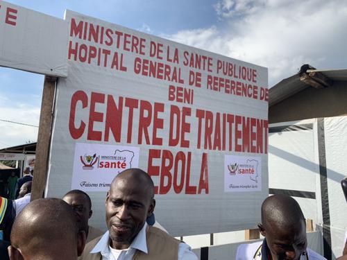 Ebola en RDC : un premier cas confirmé à Goma
