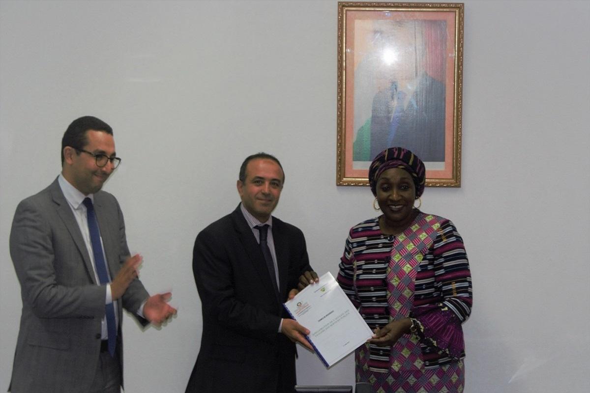 Administration ivoirienne:   Goudou Coffie veut améliorer les choses à partir du modèle marocain
