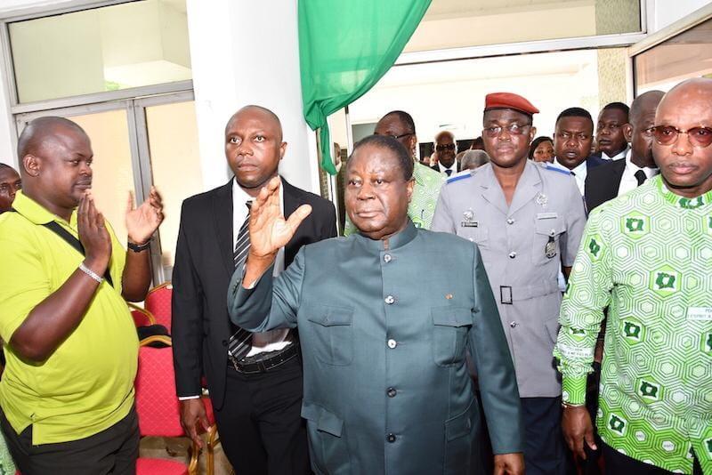 Instrumentalisation politique de l'identité nationale en Côte d'Ivoire