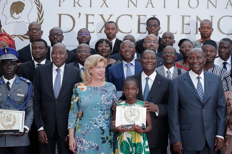 Côte d'Ivoire - Journée nationale de l'excellence 2019  : Ouattara exhorte à la construction de l'Ivoirien nouveau