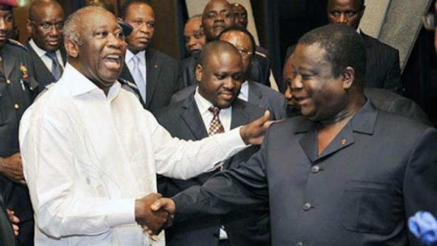 Côte d'Ivoire/ Rencontre de Bruxelles:  Ce que Bédié a promis à Gbagbo en privé