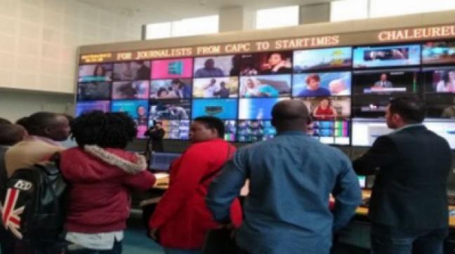 Journalistes africains à Pékin : « C'est pour que vous voyiez  la Chine sous tous ses angles» Fang Fen du  CIPG training center