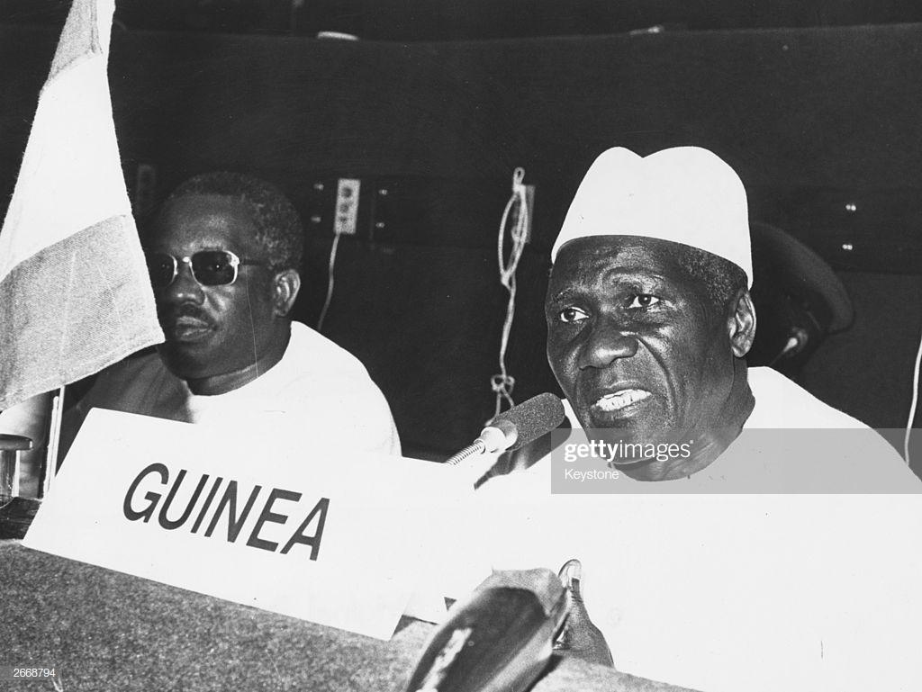 C'est arrivé un 25 aout,  le discours de Sékou Touré qui fâche De Gaulle