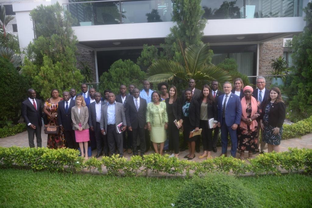 Lutte contre le travail des enfants : Une délégation américaine s'imprègne des réalités en Côte d'Ivoire