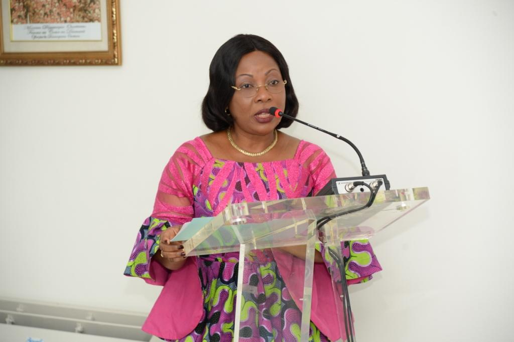 Yao Patricia Sylvie: «....les actions des trafiquants d'enfants font planer depuis quelques mois une menace de boycott du cacao....»