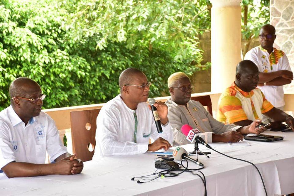 Politique nationale :  Bruno Koné : « Les Ivoiriens sont réconciliés »