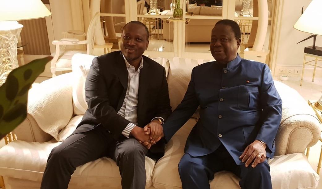 Alliance Bédié-Soro : Rencontre entre deux