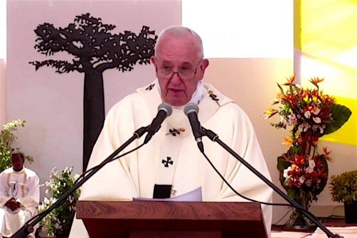 Le Fihavanana au coeur des messages du Pape François