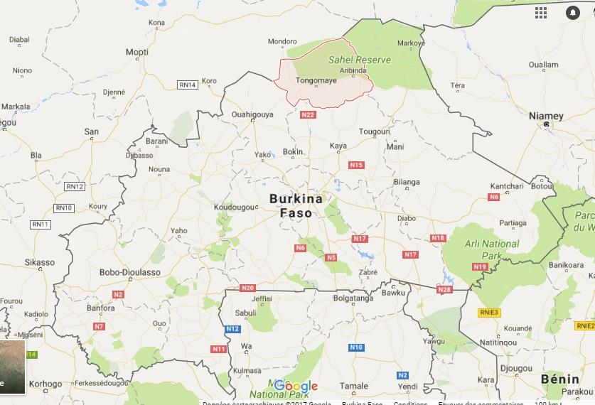 Burkina : 29 civils tués dans deux attaques