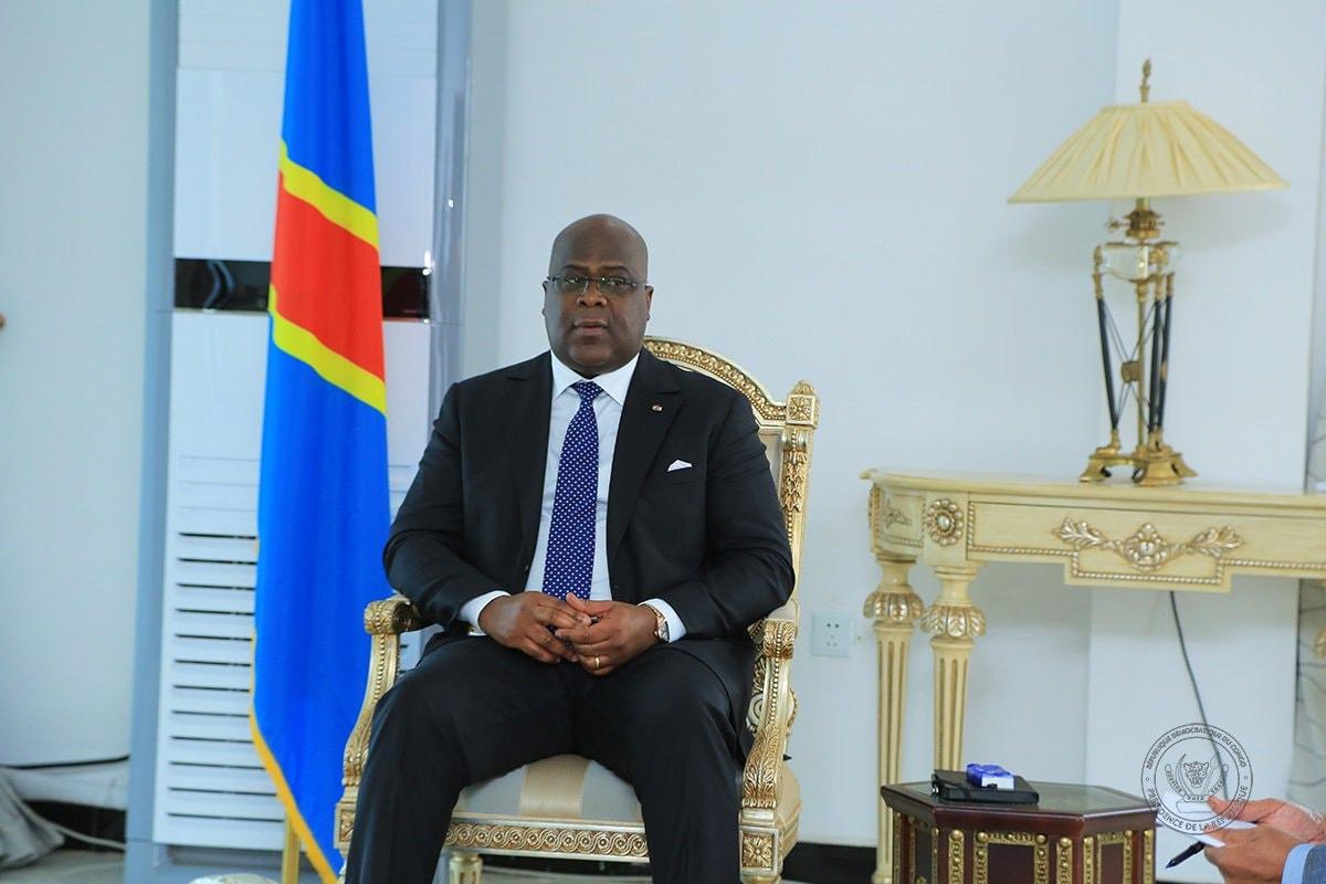 Félix Tshisekedi appelle tous les citoyens à changer de mentalité pour un Congo meilleur