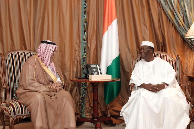 En visite en Arabie Saoudite: Ouattara récolte des fonds pour le CHU d'Abobo